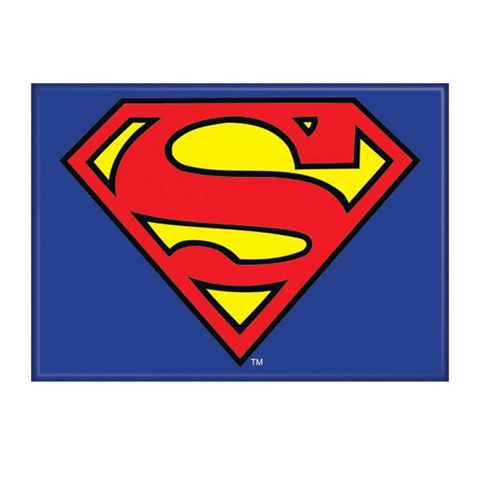 Superman Symbol Magnet