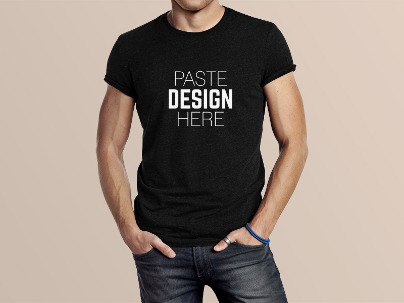 Multiple T Shirt Mockups Freebie Download Photoshop Resource