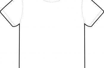t shirt template printable shirt template blank tshirt professional templates site drawing luxury
