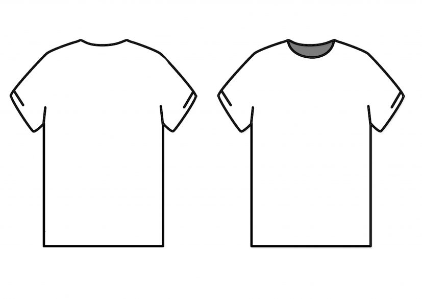 T Shirt Design Template Psd | Professional Template