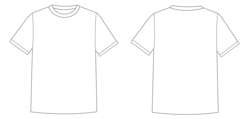 What is T Shirt Template?