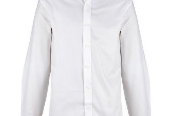 white shirt white dress shirt front x