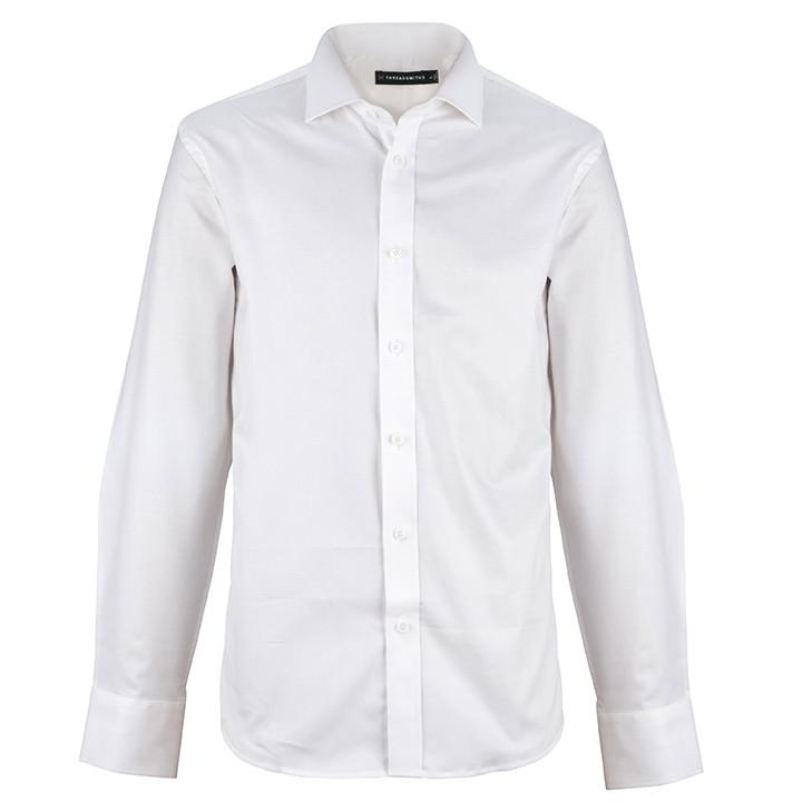 Buy Infant Yogi Smooth Cotton Formal White Shirt at low prices in