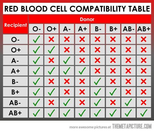 parents blood type chart Incep.imagine ex.co