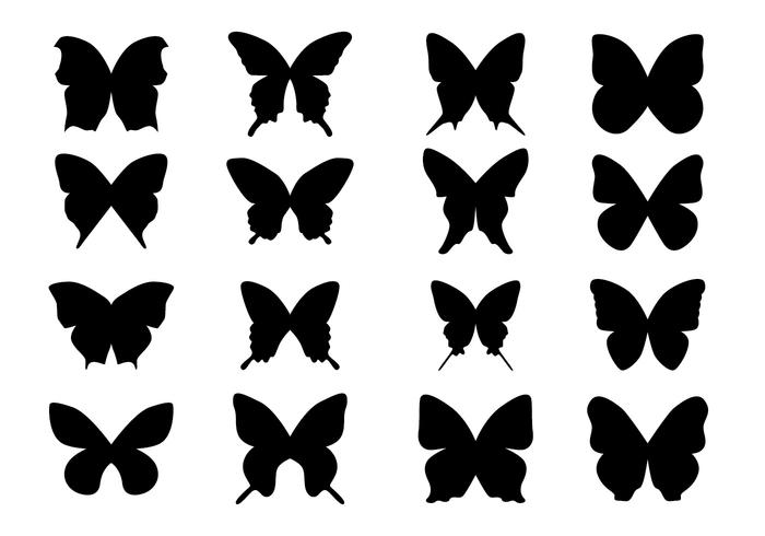 Butterfly Free Vector Art (11315 Free Downloads)