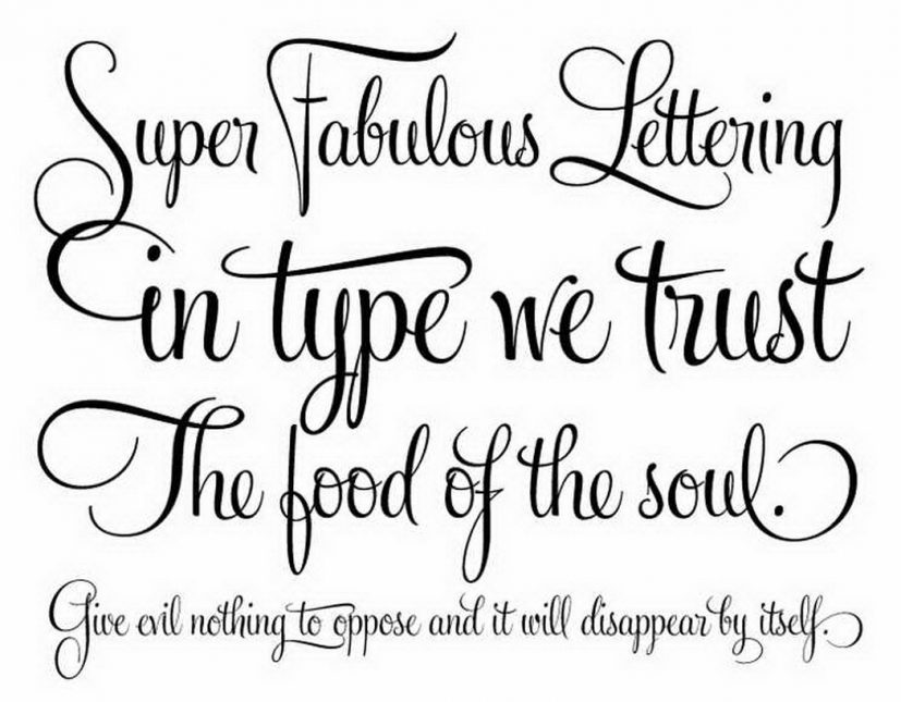 Different Cursive Font Styles Alphabet Graffiti Cursive Fonts