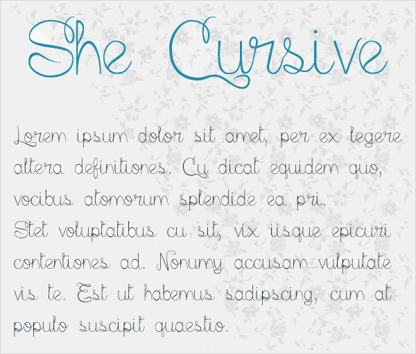 cursive writing fonts   Hospi.noiseworks.co