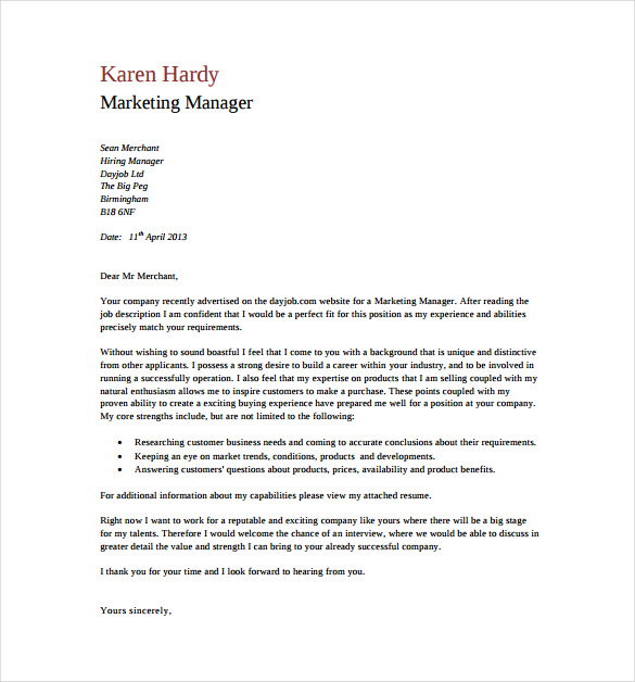 general cover letter template general cover letter templates 12