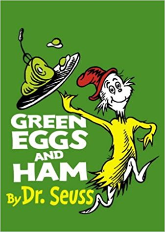 GREEN EGGS AND HAM (Beginner Books): Dr Seuss: 9780007141937
