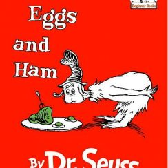 green eggs and ham book green eggs and ham
