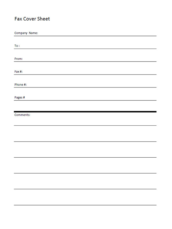 printable fax cover letter cover sheet for fax skillbazaarco ideas