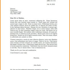 professional letter format professional letter format cooperative concept formal x