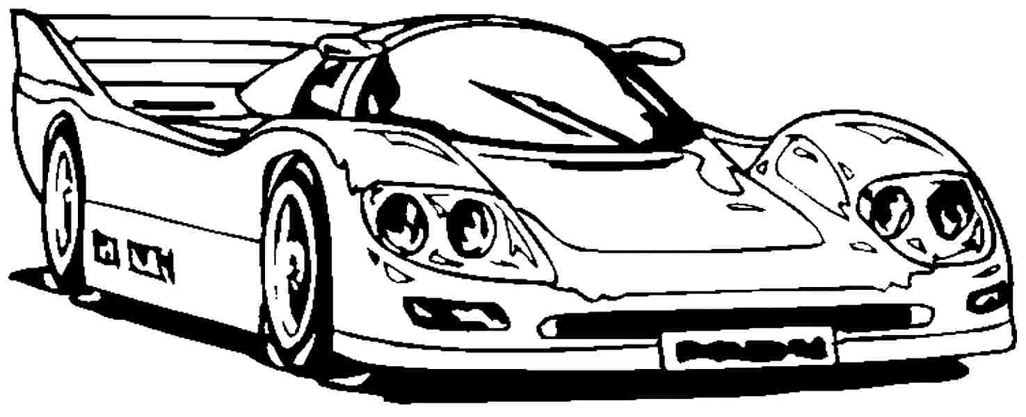 Racing Cars Coloring Pages# 2641048
