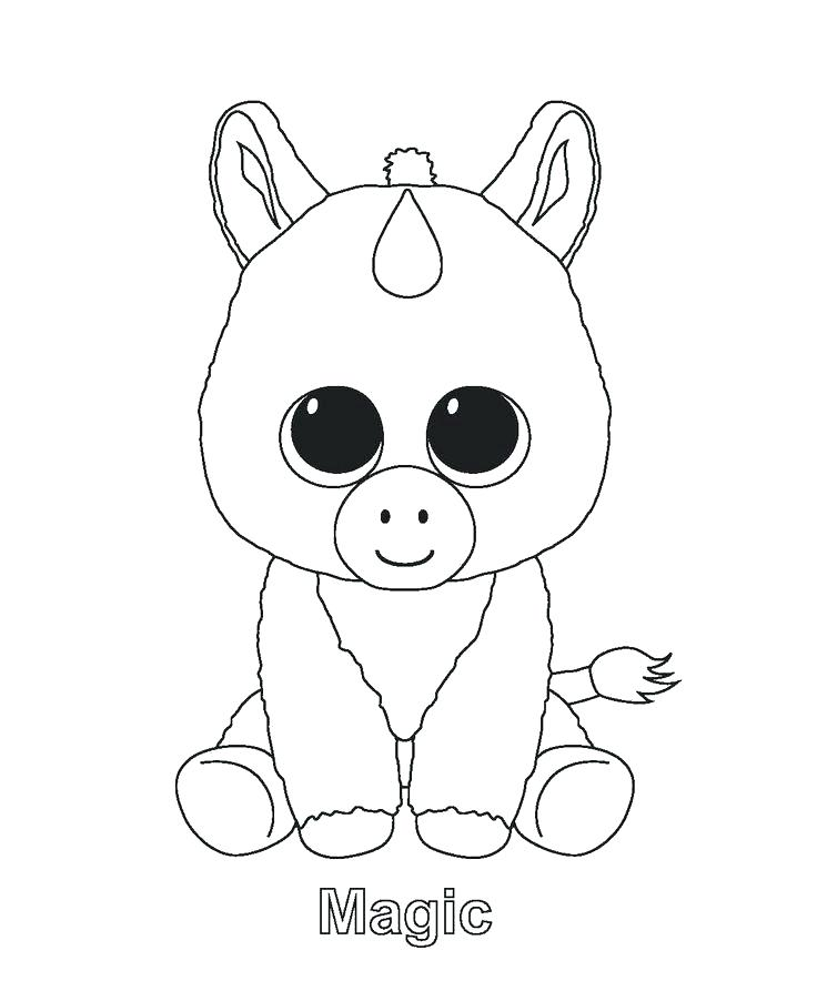 Unicorn Coloring Pages# 2781058