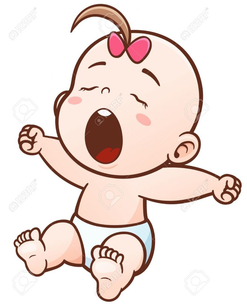 Cute Baby Boy Illustration vectorielle | Clip Art baby
