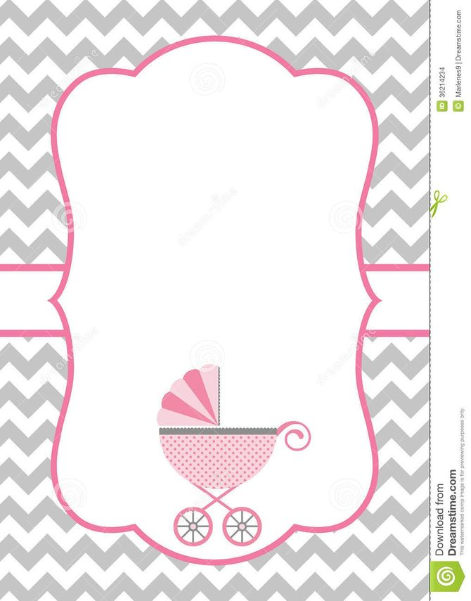 template for baby shower invitation make a ba shower invitation