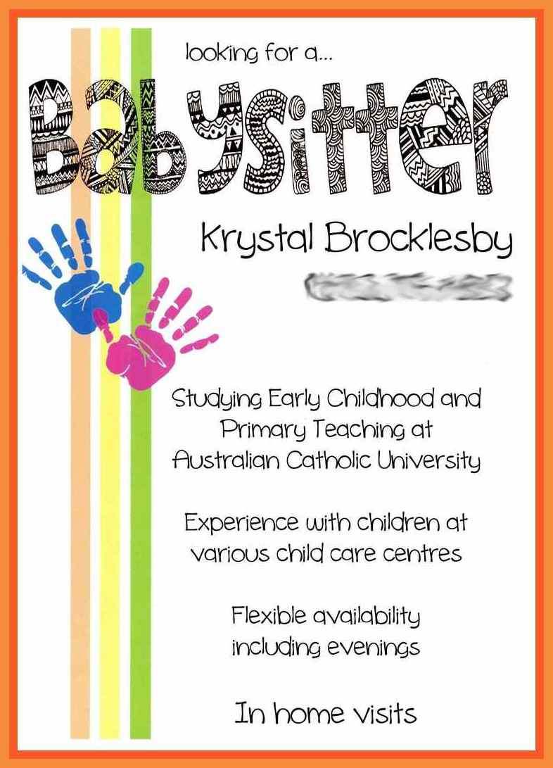 babysitter flyers Cypru.hamsaa.co