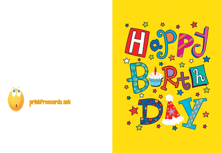 birthday cards free download printable greeting cards to print