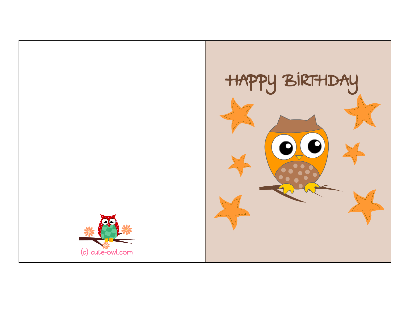 birthday cards to print free Kleo.beachfix.co