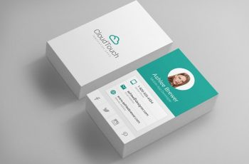 business card design material design business card