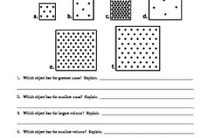 density worksheet original