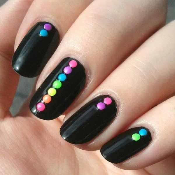 30 Easy Nail Designs for Beginners | Pinterest | Easy, Makeup and