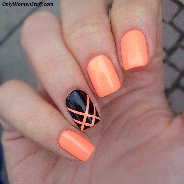 easy nail designs 65 easy and simple nail art designs for