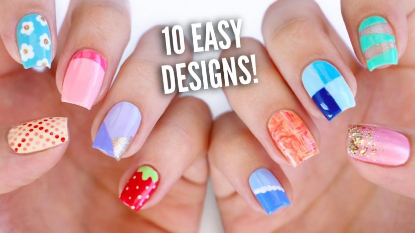 10 Easy Nail Art Designs for Beginners: The Ultimate Guide #4