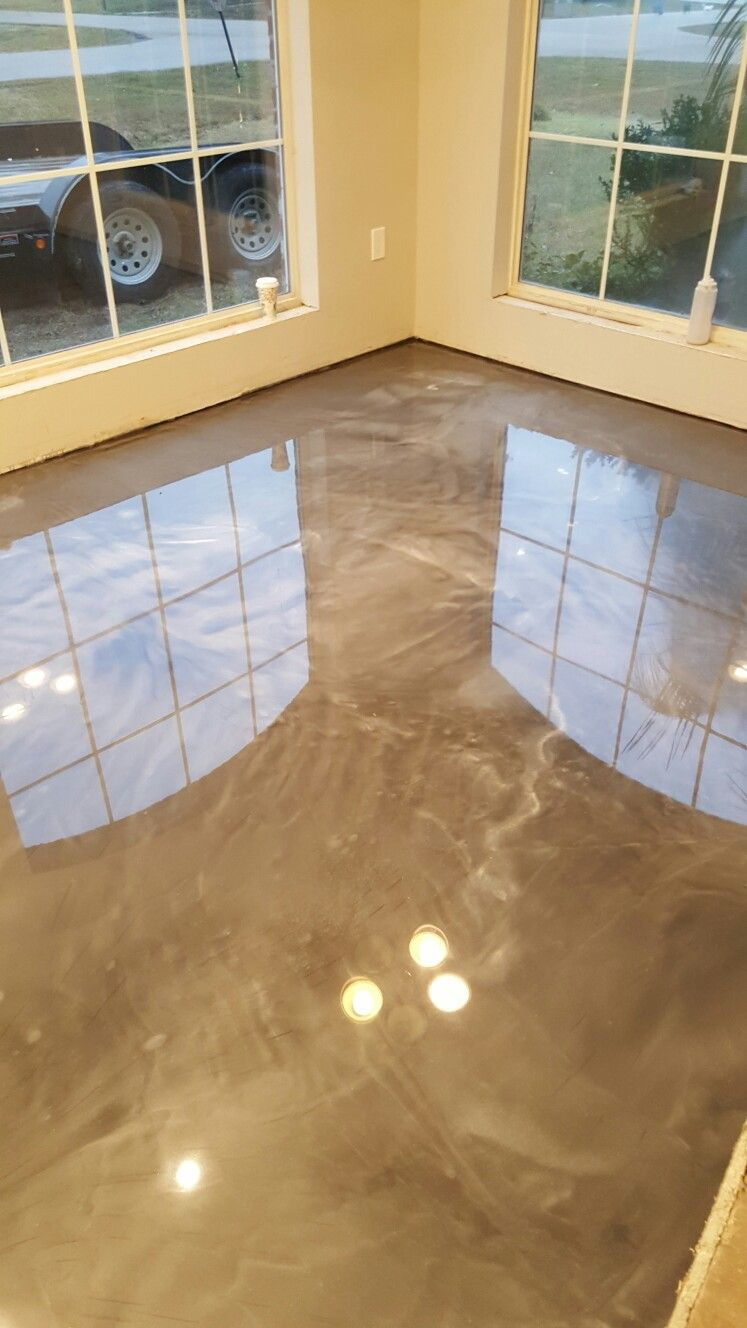 Photos of Epoxy Floor Coating Materials | Turning Point Innovations
