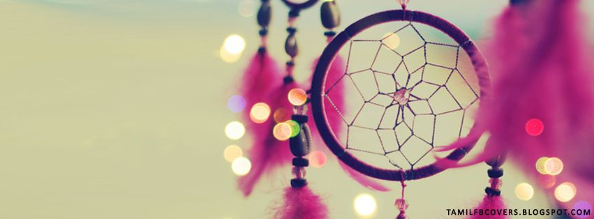 My India FB Covers: Dream catcher photography Miscellaneous FB