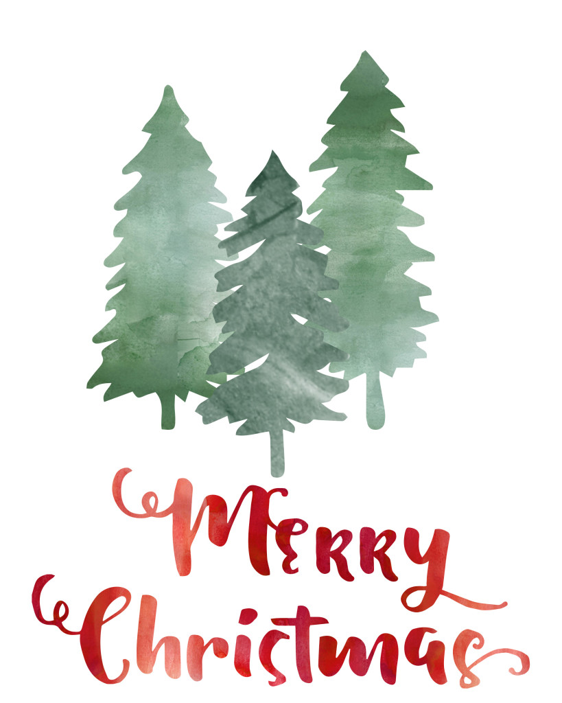 20 Free Christmas Printables to Deck your Halls! from Thrifty