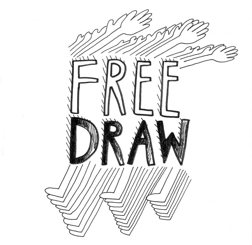Free Draw THE BRIDGE Progressive Arts Initiative