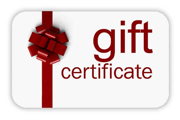 Gift Certificate » Freedive Shop
