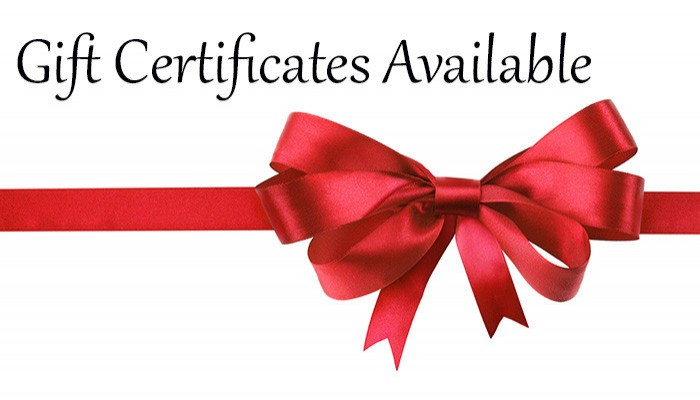 Gift Certificates Kathy Jones Aesthetics