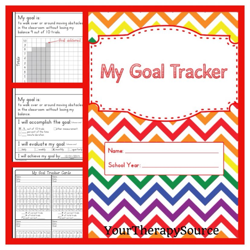 FREE Daily Goal Tracker Printable — Life by Aileen
