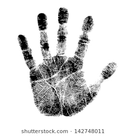 Hand print Images, Stock Photos & Vectors | Shutterstock