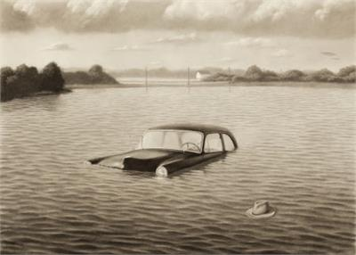 Chris Van Allsburg: What Happened to Harris Burdick