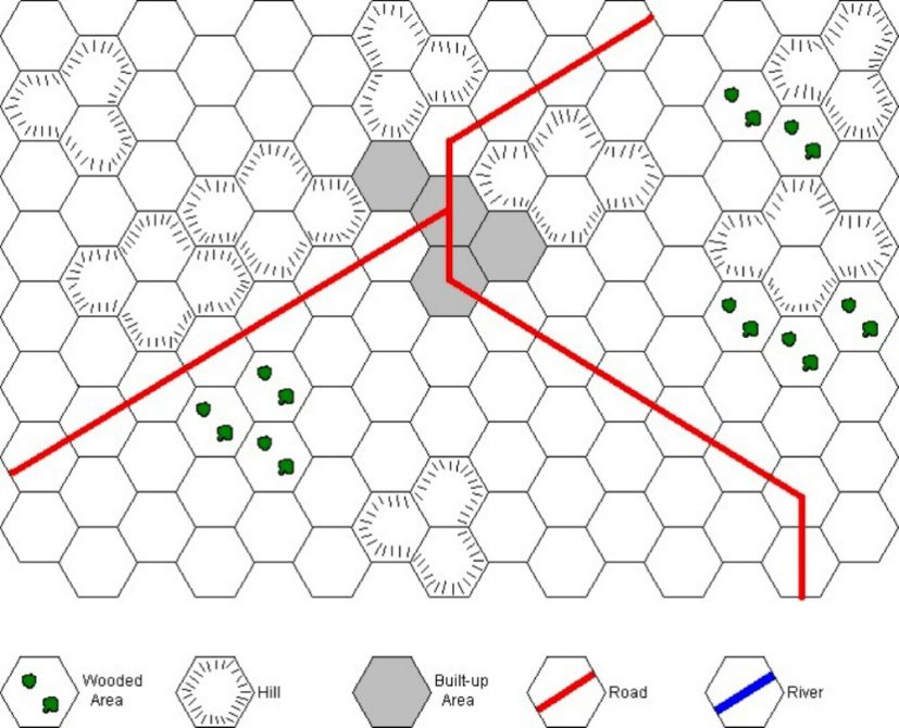 Hex grid algorithm for PostGIS – Dennis Bauszus – Medium