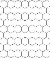 I dislike playing on a square grid, so here's the hex grid I made