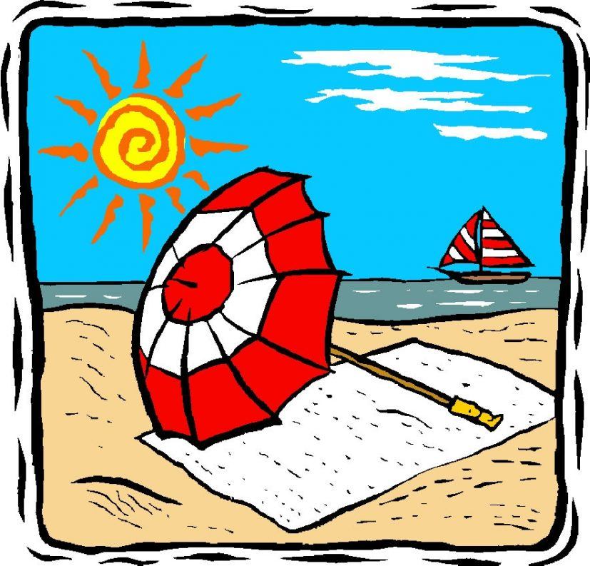 Summer holiday clip art free images sunny clipart summer holiday