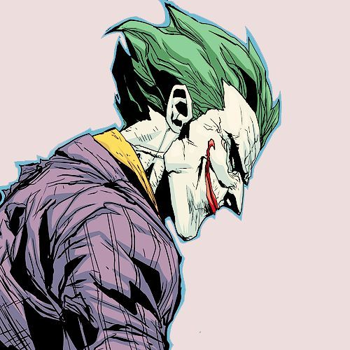 Joker Comic Artists
