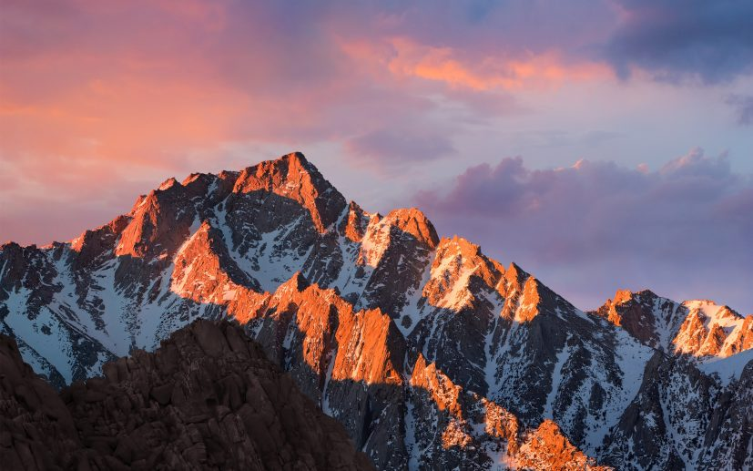 macOS Sierra Wallpaper Macbook Wallpaper MacTrast