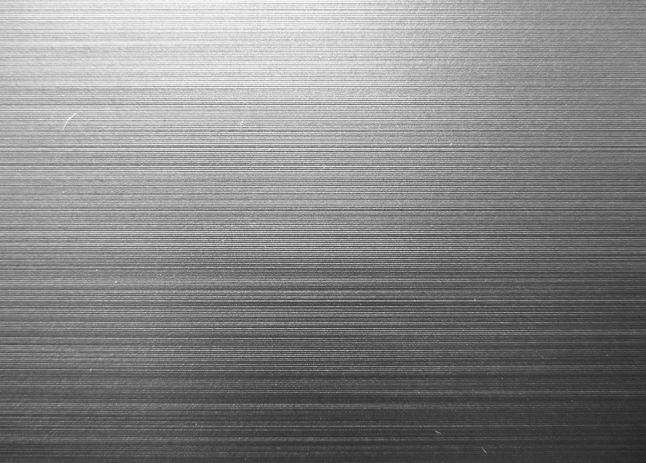 brushed silver texture metal surface thick line metallic wallpaper