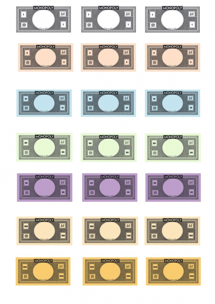 Free Monopoly Money Own Face | Templates at allbusinesstemplates.com