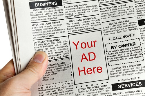 Selling Ads Tips Print and Digital | Makemynewspaper.com
