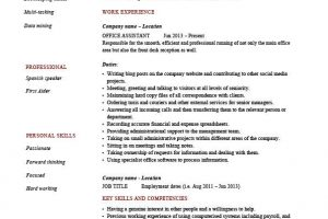 office assistant resume pic office assistant resume
