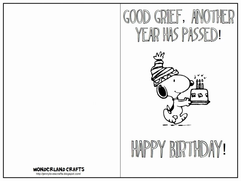 print out birthday card printable birthday cards with photo