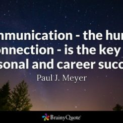 quotes about communication pauljmeyer