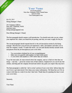 How to Write a Great Cover Letter | Step by Step | Resume Genius