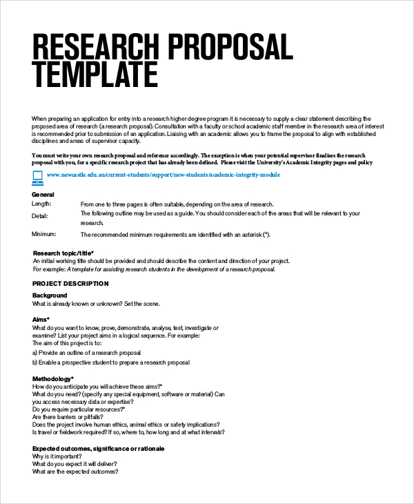 nursing research proposal template nursing research proposal